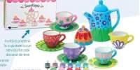 Factory Color Teaset Kit vopsea set pentru ceai