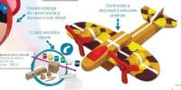 Natural Brico-aircraft Machete de avioane