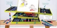 ART STUDIO DA VINCI Trusa de desen si pictura