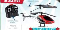 Helirescue Ir Elicopter cu comanda prin radio