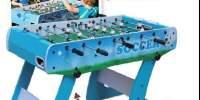 Soccer Table Fotbal de masa pliant, din lemn
