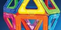 Magformers 14pcs Set Joc de construcţte magnetic