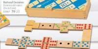 Natural Domino Domino din lemn