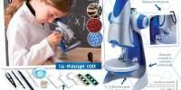 Lab-microscope 600x Microscop precizie