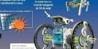14x1 Eco-robot Kit construieste roboti solari