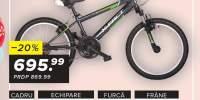 Bicicleta pentru copii Rookie 20 X-Fact