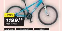 BIcicleta pentru copii Cygnus Dirt Berry 24
