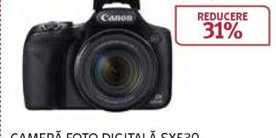 Camera foto digitala CANON PowerShot SX530, 16Mp, 50x, negru