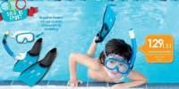 Summerroad Snorkel Echipament pentru snorkel