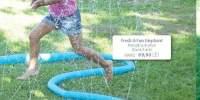 Twisty Trunk Elephant Sprinkler Pompa cu furtun