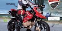 Ducati Hypermotard 12v Motocicleta baiat