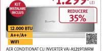 Aer conditionat VORTEX VAI-A1219FJMRW
