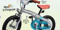 """New Bike In Progress 14"""", Bicicleta evolutiva"""