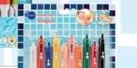 Bathcoloro Crayon Vopsele joc cada