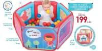 Baby Fitness Confort Area Spatiu de joaca cu activiati pentru bebelusi