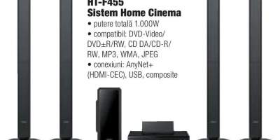 Sistem Home Cinema Samsung