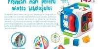 In & On Actioludo Cub cu activitati