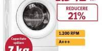 Masina de spalat rufe frontala WHIRLPOOL FWG71284WEU