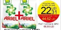 Detergent automat Ariel 4 kilograme
