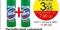 Dezinfectant universal Domestos