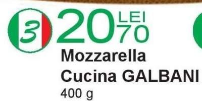 Mozzarela Cucina Galbani