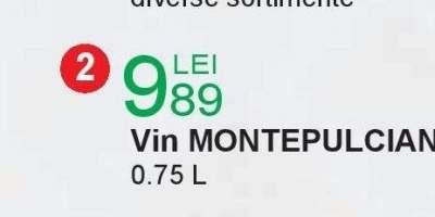 Vin Montepulcianco