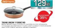 Tigaie DELIMANO Stone Legend Copperlux Dry Cooker 110016740
