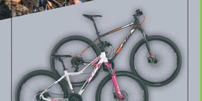 Bicicleta pentru femei/barbati KTM Peak HD 27.5/29''