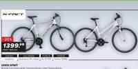 Bicicleta 28'' pentru adulti X-Fact Cross Sport