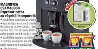 Espresor cafea cu rasnita incorporata