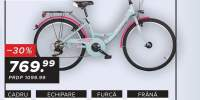 Bicicleta Scirocco City Princess