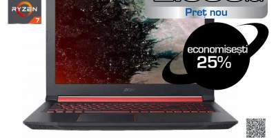 Laptop Gaming ACER Nitro 5 AN515-42-R8VD