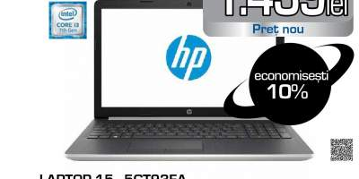 Laptop HP 15-da0139nq