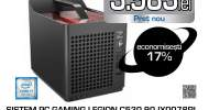 Sistem PC Gaming LENOVO Legion C530-19ICB