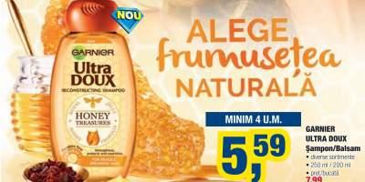 Garnier Ultra Doux sampon/balsam