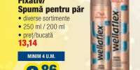 Wellaflex fixativ/ spuma pentru par