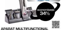 Aparat multifunctional BABYLISS Multi10 Titanium E826E