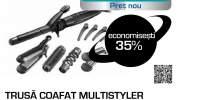 Trusa coafat Multistyler REMINGTON S8670, 1 treapta viteza, negru