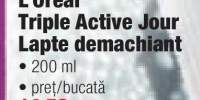 L'Oreal Triple Active Jour lapte demachiant