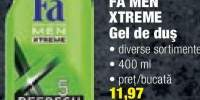 Fa Men Xtreme gel de dus