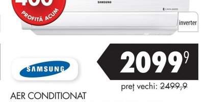 Aparat conditionat Samsung AR12HSFNCWKNZE