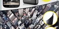 Smart Tv 3D Samsung, 138 cm 55HU8500