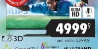 Ultra HD Tv 3D Philips 106 cm 42PUS7809/12