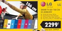 Smart Tv Led LG 106 cm 42LB630V
