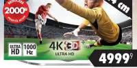Ultra HD 4K Tv 3D Led LG 124 cm 49UB850