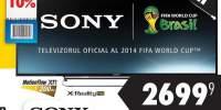 Smart Led Tv Sony 102 cm KDL40W605
