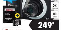 Camera foto compacta Canon A1400