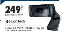 Camera web HD Logitech B910 HD Video 720X1280