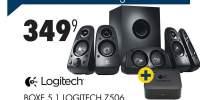 Boxe 5.1 Logitech Z506 pUTERE 75W RMS