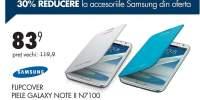 FlipCover piele Galaxy Note II N7100